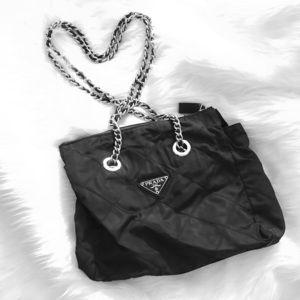 Vintage Nylon Prada Bag